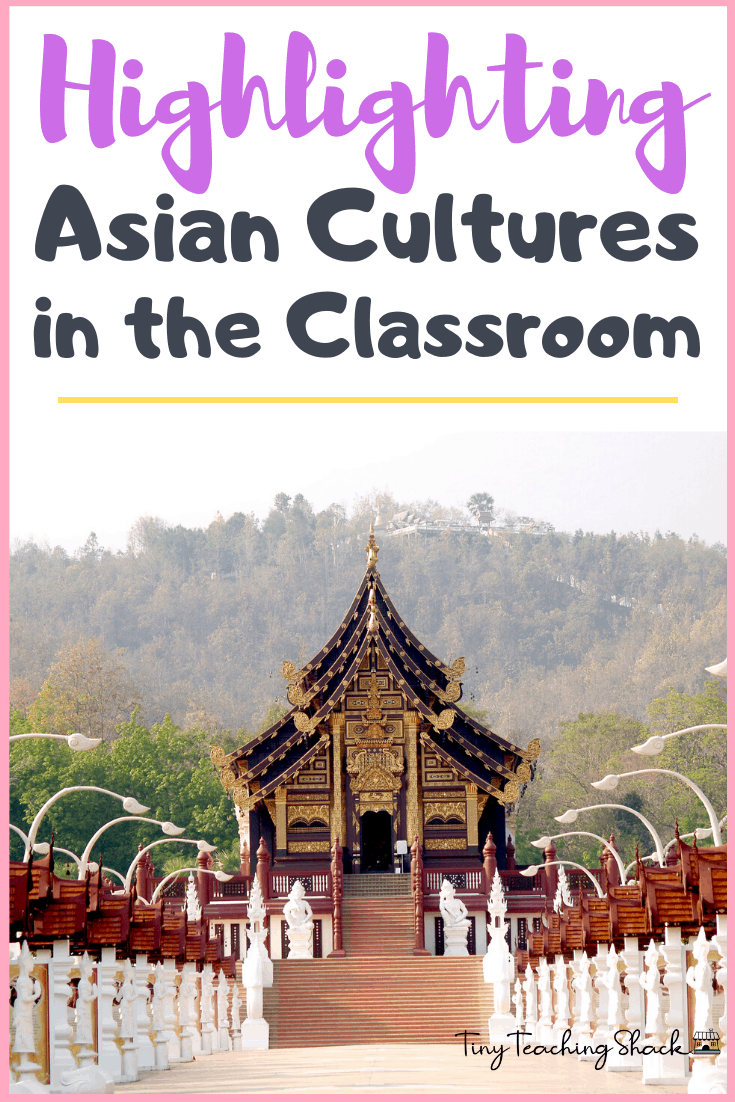 asian culture classroom