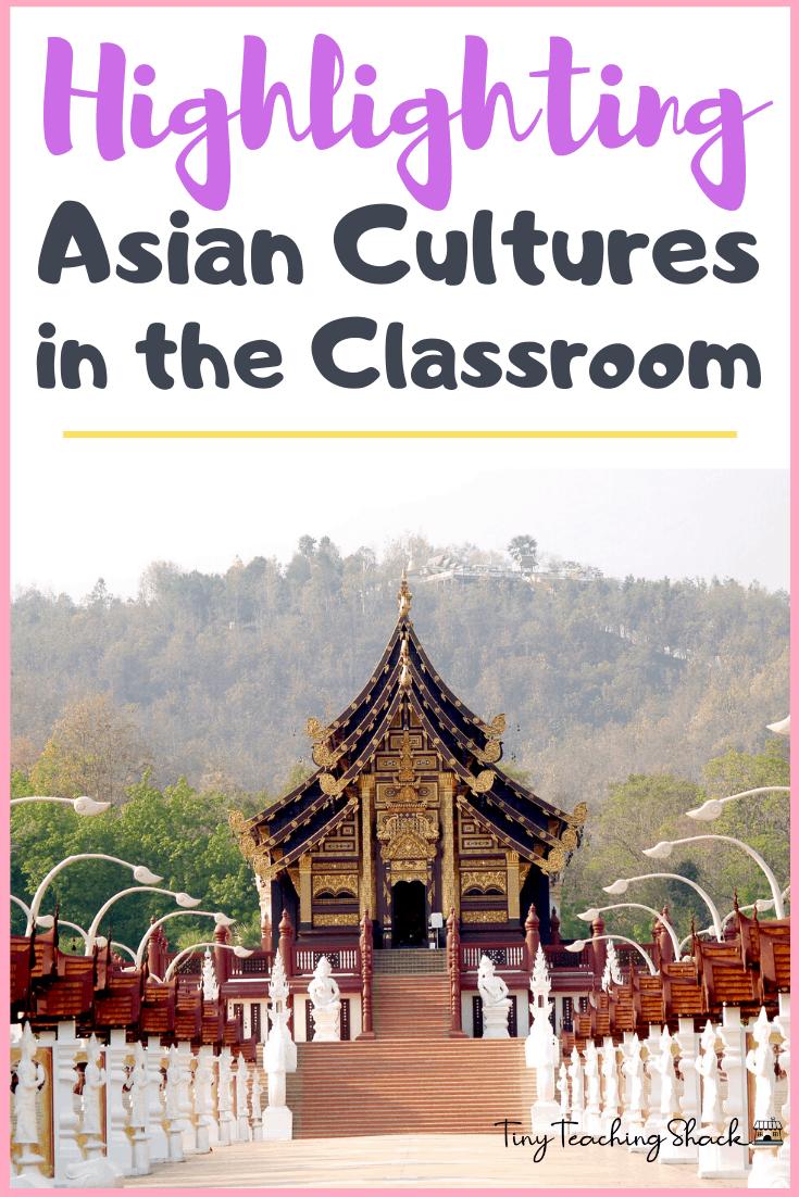 asian culture classroom