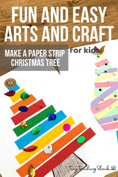 easy christmas craft for kids