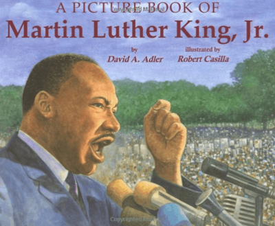 Martin Luther King Jr picture book